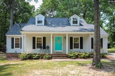 Irmo Single Family Home For Sale: 348 Chapelwhite