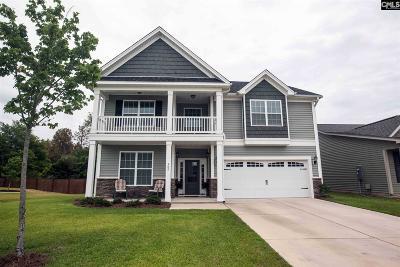 Lexington Single Family Home For Sale: 505 Hallbrook