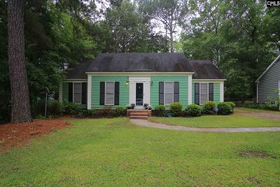 Irmo Single Family Home For Sale: 107 Maid Stone