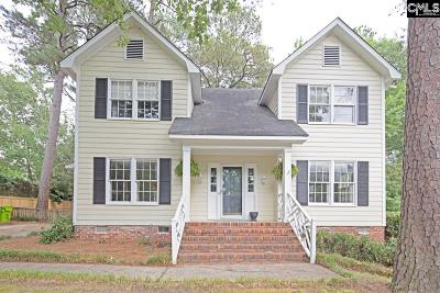 Single Family Home For Sale: 113 Chimney Hill