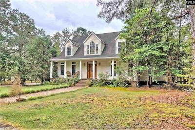 Kershaw County Single Family Home For Sale: 295 Fox Haven