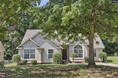 Irmo SC Single Family Home For Sale: $137,500