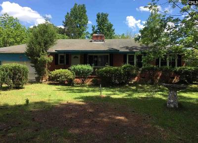 Single Family Home For Sale: 1400 Dry Branch