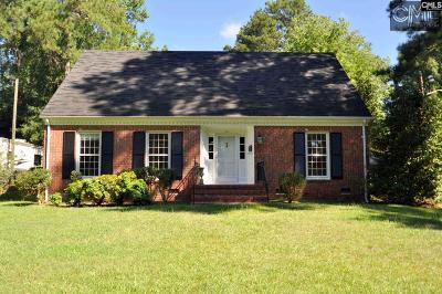 Newberry County Single Family Home For Sale: 1151 Reid
