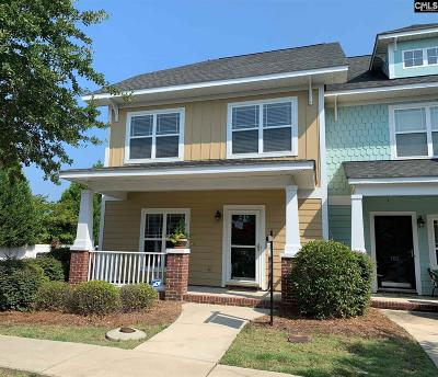 Townhouse For Sale: 701 Garden Forest