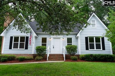 Irmo Single Family Home For Sale: 504 Lord Howe