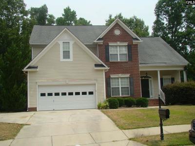 Lexington Single Family Home For Sale: 216 Crimson