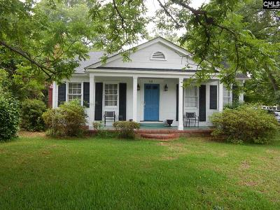 Bishopville Single Family Home For Sale: 502 W Church