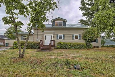 Batesburg Single Family Home For Sale: 318 Watkins Point