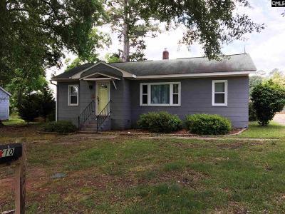 Johnston Single Family Home For Sale: 210 Pecan