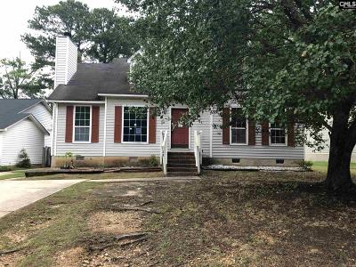 Irmo Single Family Home For Sale: 124 Grayside
