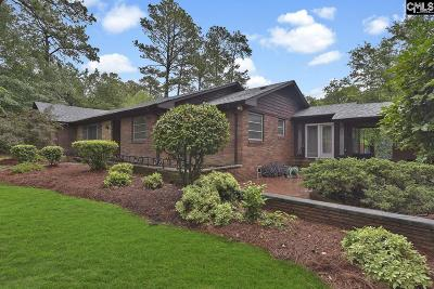 Columbia Single Family Home For Sale: 6000 N Trenholm