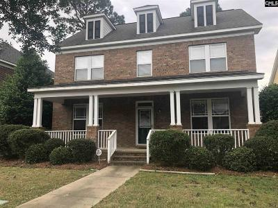 Columbia Single Family Home For Sale: 1866 Lake Carolina
