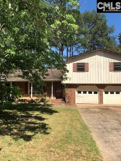 Columbia SC Single Family Home For Sale: $113,000