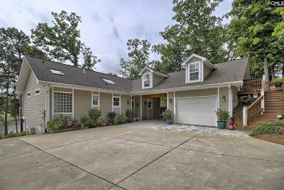Wateree Hills, Lake Wateree, wateree keys, wateree estate, lake wateree - the woods Single Family Home For Sale: 1697 Lakeshore