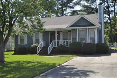 West Columbia Single Family Home For Sale: 203 Candlewick