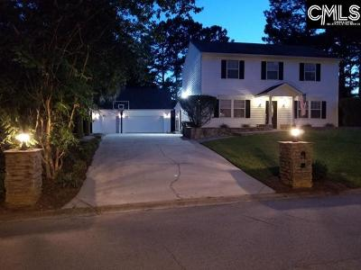 Lexington County Single Family Home For Sale: 863 Bentley