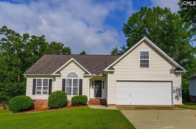Irmo Single Family Home For Sale: 210 High Bluff