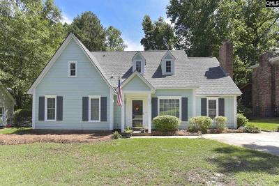 Irmo Single Family Home For Sale: 217 Rushing Wind