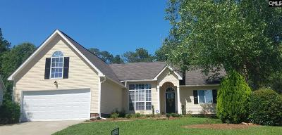 Irmo Single Family Home Contingent Sale-Closing: 111 Delaine Woods