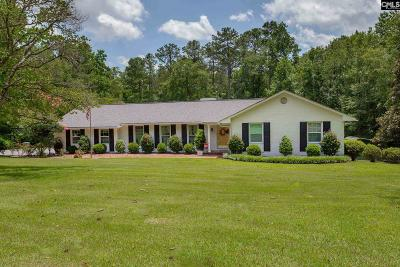 Kershaw County Single Family Home For Sale: 2009 N Brailsford