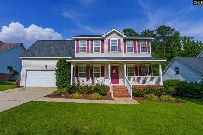 Richland County Single Family Home For Sale: 227 Delaine Woods