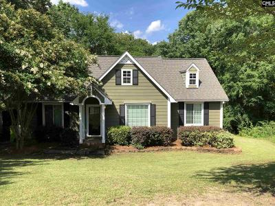 Lexington County Single Family Home For Sale: 11 Castle Vale Court