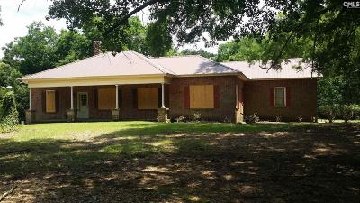 Newberry County Single Family Home For Sale: 1534 Harold Bowers