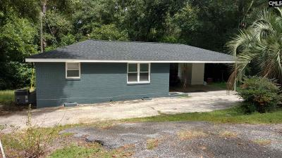 Batesburg Single Family Home For Sale: 330 Adams
