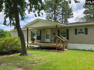 Single Family Home For Sale: 827 Smith Pond