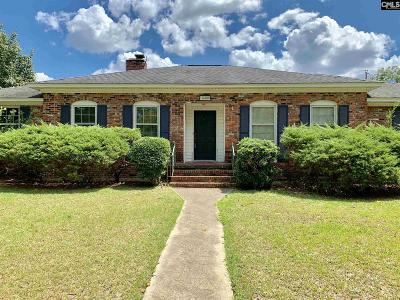 Columbia Single Family Home For Sale: 3600 Boundbrook