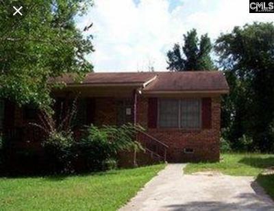 Richland County Rental For Rent: 241 Savannah