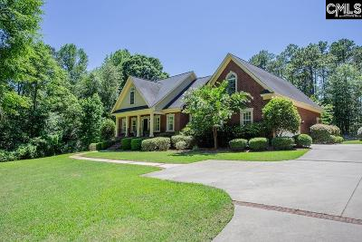 Blythewood Single Family Home For Sale: 208 Overlook