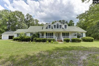 Batesburg, Leesville Single Family Home For Sale: 411 Bryan