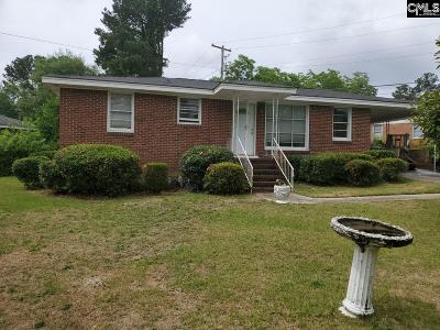 Columbia Single Family Home For Sale: 5916 Seabury