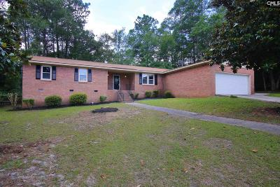 Columbia Single Family Home For Sale: 7900 Sagebrook