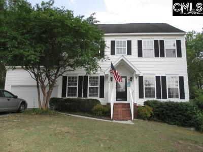 West Columbia Single Family Home For Sale: 138 Bramblewood