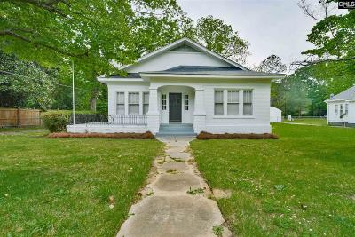 Batesburg Single Family Home For Sale: 311 Saluda
