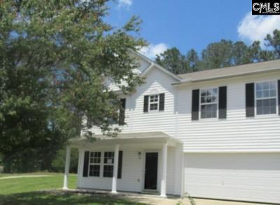 Columbia Single Family Home For Sale: 101 Rabon Springs