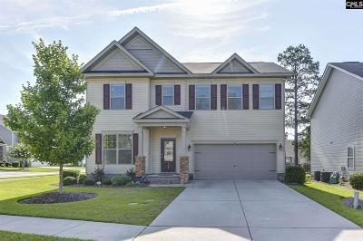 Columbia Single Family Home For Sale: 346 Pinnacle Ridge
