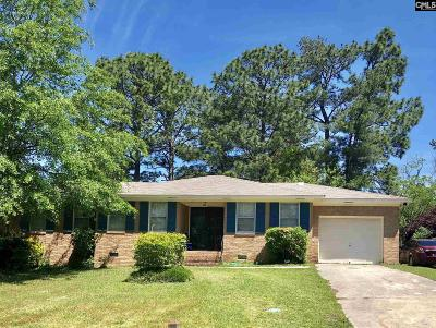 Columbia Single Family Home For Sale: 421 Sheridan