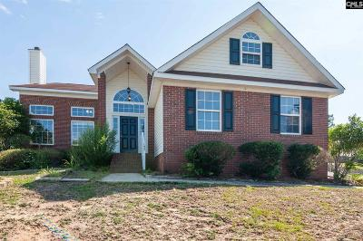 Columbia SC Single Family Home For Sale: $178,997