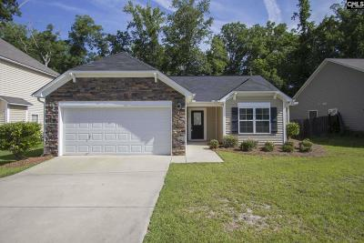 Single Family Home For Sale: 278 Hawkins Creek