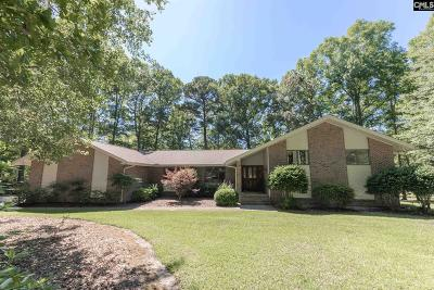 Lexington County, Newberry County, Richland County, Saluda County Single Family Home For Sale: 504 W Longtown