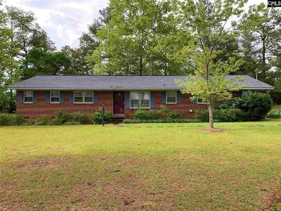 Kershaw County Single Family Home For Sale: 1706 Jones Rd