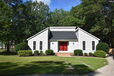 Irmo Single Family Home For Sale: 107 Cinder Hill