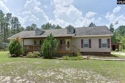 Leesville Single Family Home For Sale: 702 Lineywood