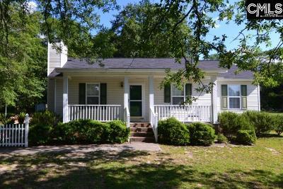 Blythewood SC Single Family Home For Sale: $142,000