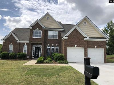 Lexington County Single Family Home For Sale: 160 White Rock