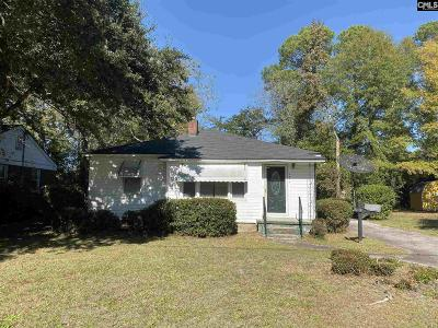 Columbia Single Family Home For Sale: 3819 Montgomery
